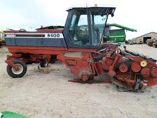 Hesston 8400 parts