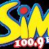 Ouvir a Rádio Sim FM 100,9 de Guarapari - Rádio Online