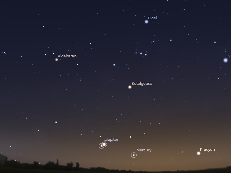 Astroblog: The Sky This Week - Thursday July 18 to ...