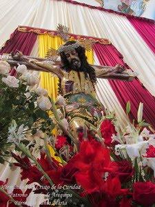 Domingo de Ramos - Misa de Fiesta - Cristo de la Caridad - Templo Santa Marta