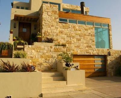 Fachadas de piedra fachadas de casas en piedra - Piedra para fachadas ...