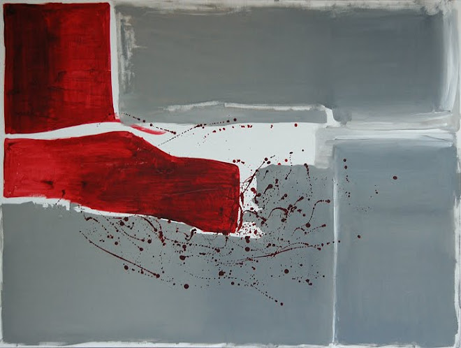 48. UNTITLED 91x121cm. Sold/Vendido