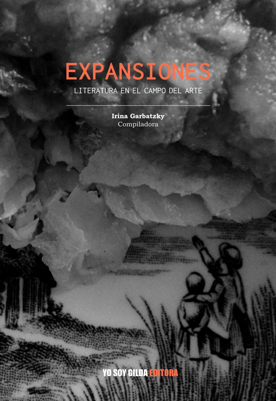 Expansiones. Literatura en el campo del arte.