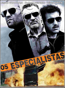 Download Os Especialistas Dublado BDRip 2011