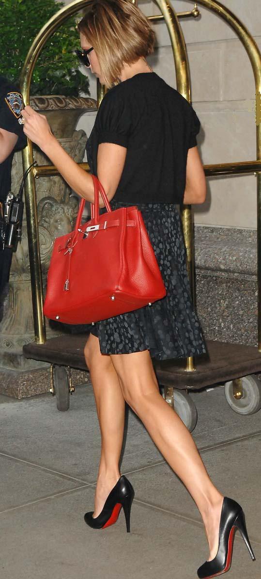 Victoria Beckham Sans High Heels..