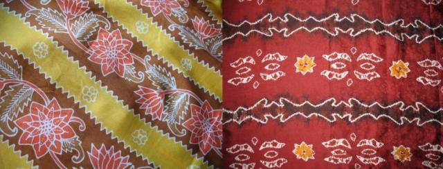 kacamata makna Eksotisme Batik Sumatera