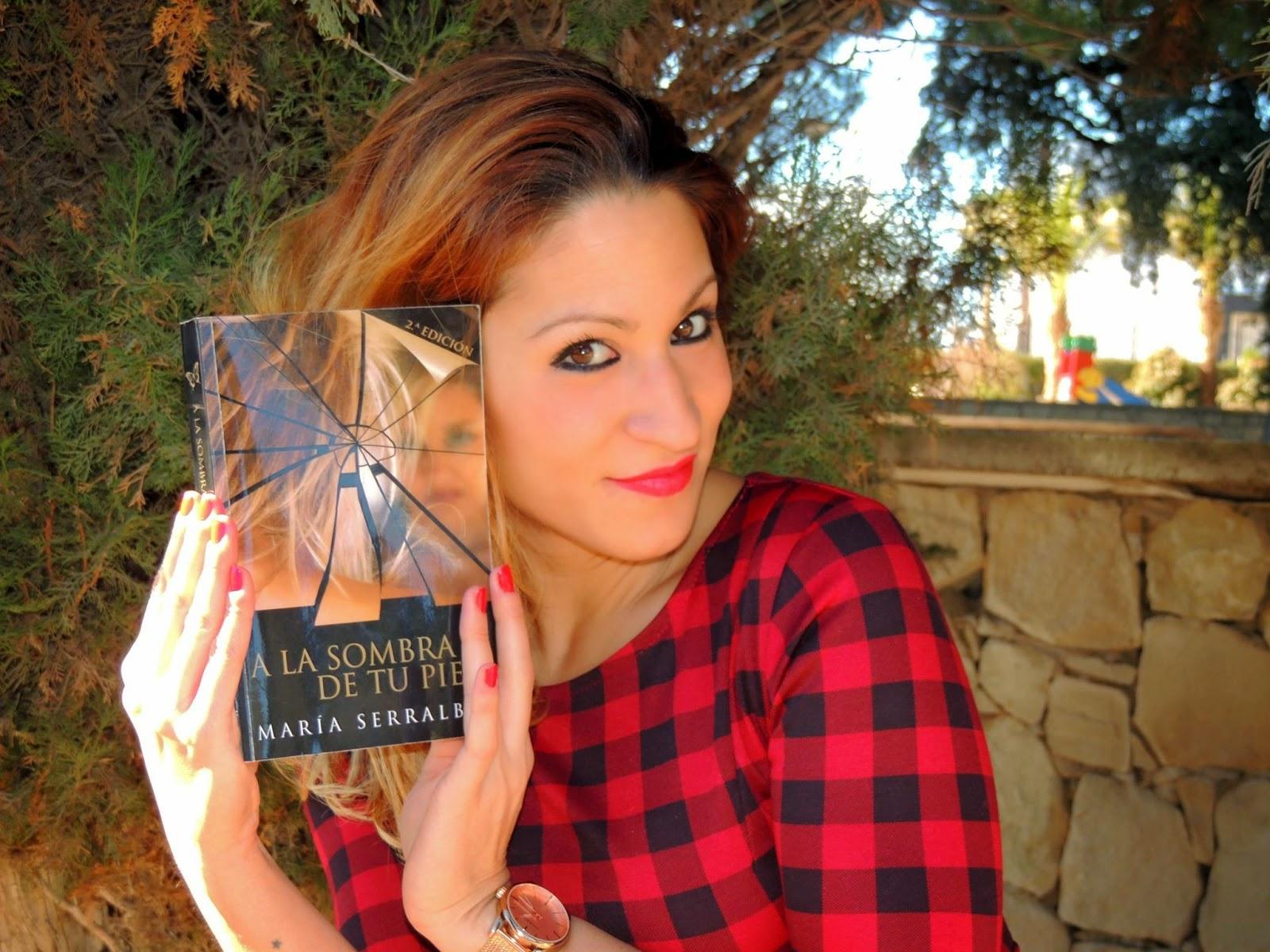 El Blog de María Serralba - María pregunta a... YESSICA GONZÁLEZ MOLERO