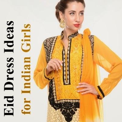 Indian Eid Dress Designs 2014-2015