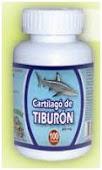 Cartilago de Tiburon en capsulas