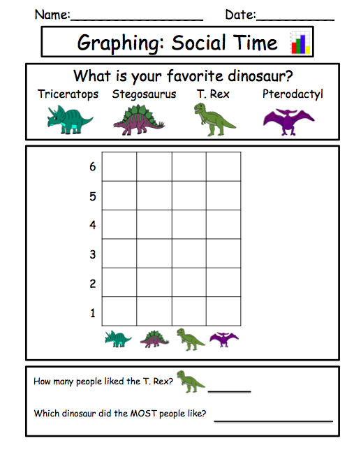 "Fossils For Kids Worksheets Kids get to ask others ""what"