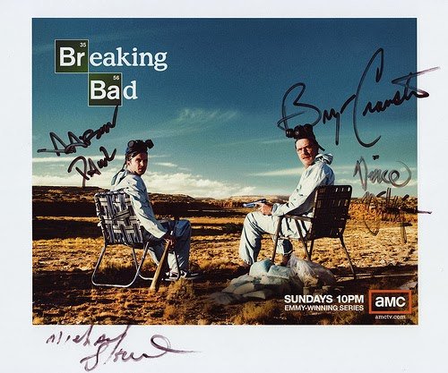 Actores de Breaking Bad