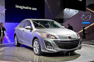 Mazda 3 Images