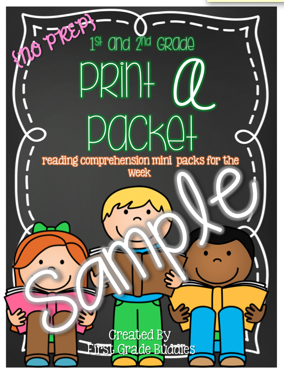 http://www.teacherspayteachers.com/Product/1st-2nd-Grade-Print-a-Packet-Sample-NO-PREP-Reading-Comprehension-Packs-1283028