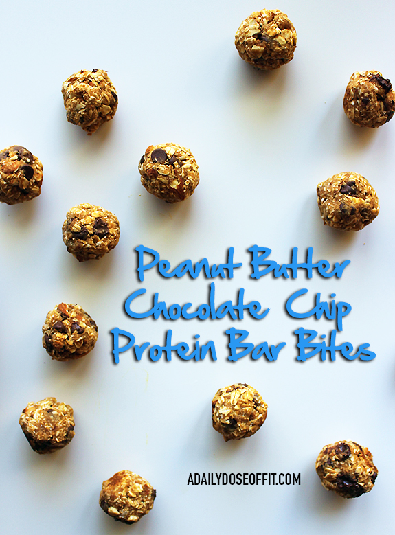 Protein bites are a delicious take-anywhere snack that satisfies the sweet tooth without adding too many calories to your diet.