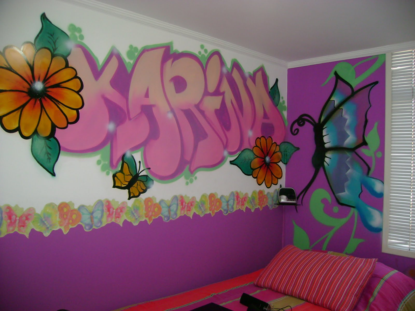 Karina Graffiti Names