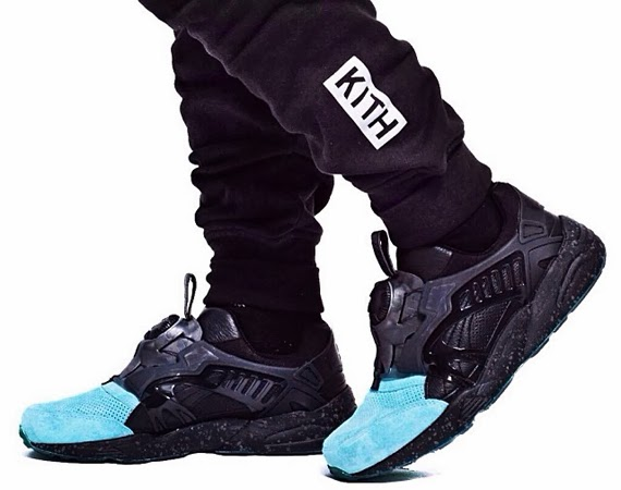 "Puma Disc Blaze Light x Ronnie Fieg ""Coat of Arms"""