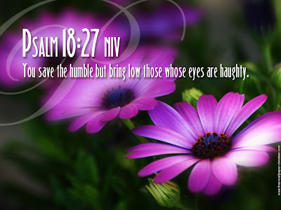 Psalm 18 27 Bible Verse Free Christian Wallpaper