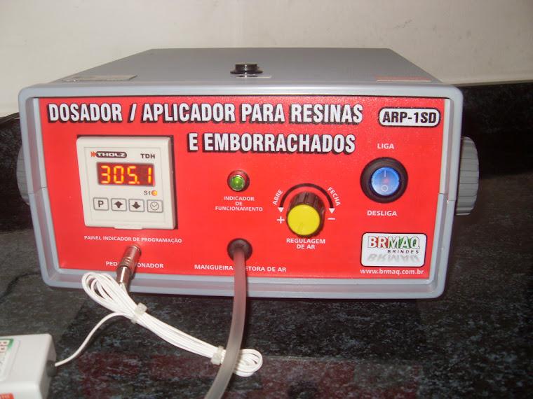 DOSADOR /APLICADOR  DE RESINAS EPÓXI E PU ARP-1SD -  BRMAQ BRINDES