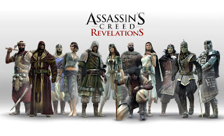 Assassins Creed Revelations Character