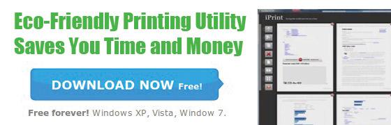 iPrint Mudahkan Kerja-kerja Mencetak