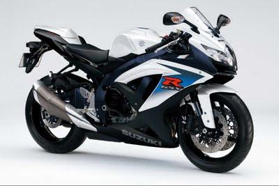 Heavy Bikes: Suzuki 400cc