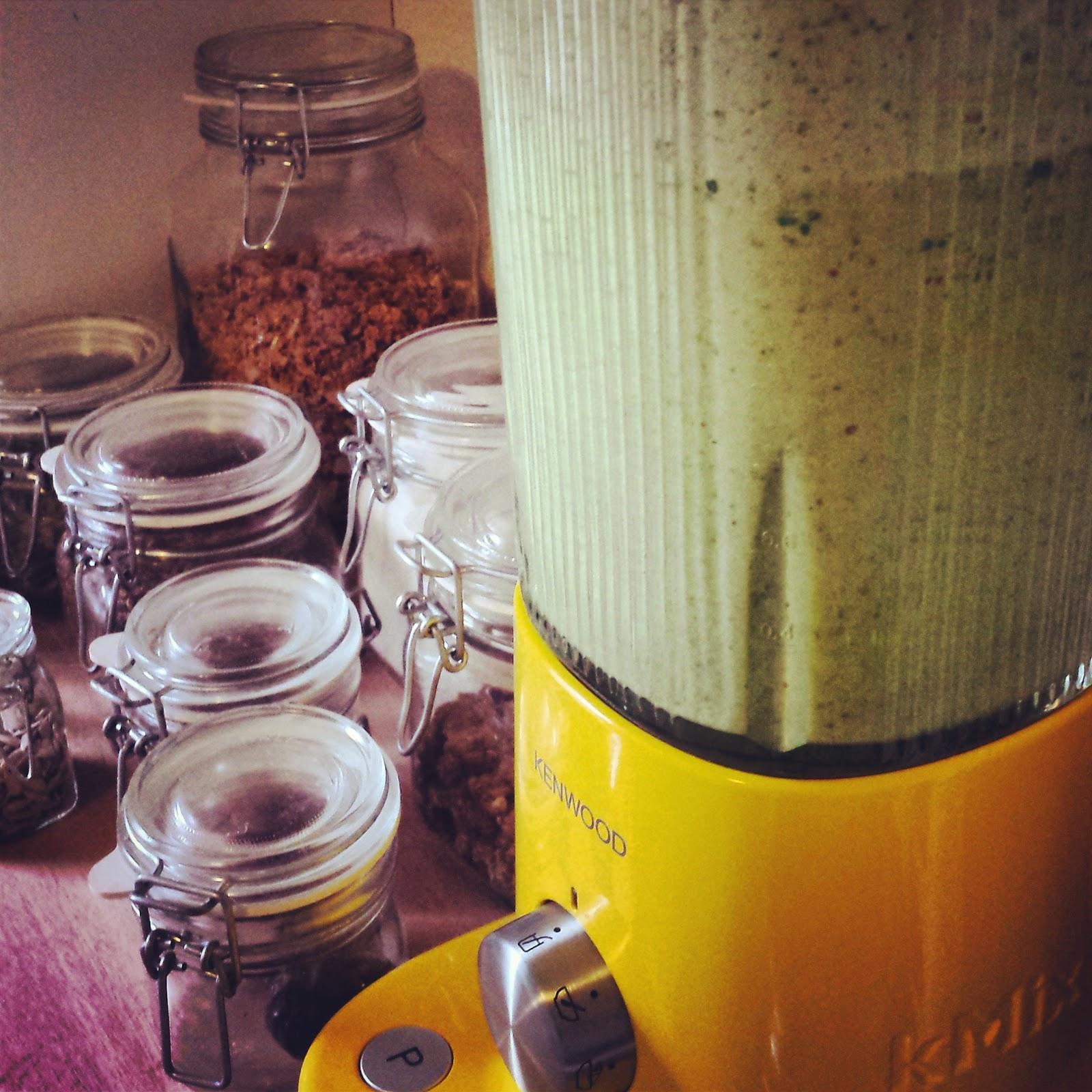 Healthilicious Life - Mijn keuken en groene smoothie