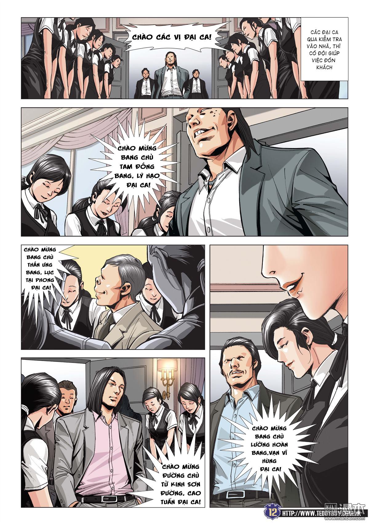 Người Trong Giang Hồ Chap 2064 - Next Chap 2065