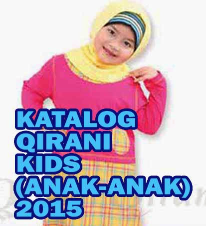 Katalog Qirani Kids 2015. DISKON SD 30%