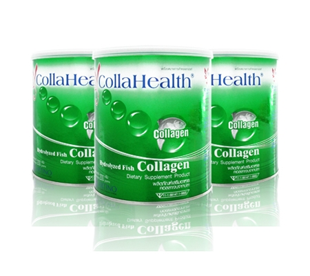CollaHealth คอลลาเฮลท์ คอลลาเจนสกัดบริสุทธิ์บำรุงกระดูกและข้อ