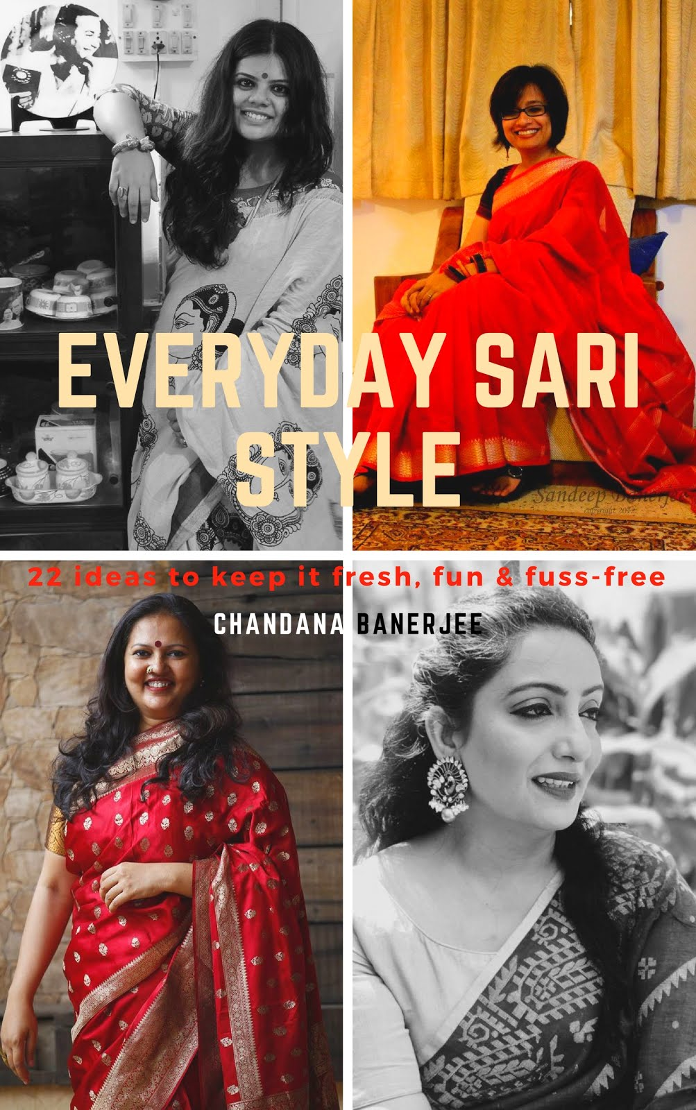 Sign-up to receive our Free ebook 'Everyday Sari Style' & blog posts!