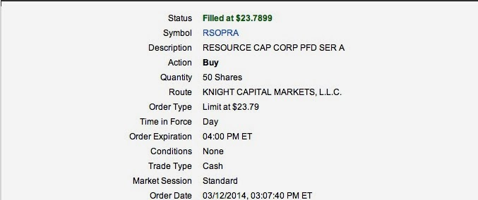 Change of control clause stock options
