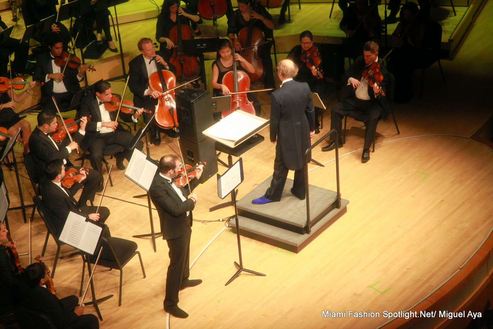 Miami Symphony Orchestra celebrated 50 years of the Beatles with a full house concert
