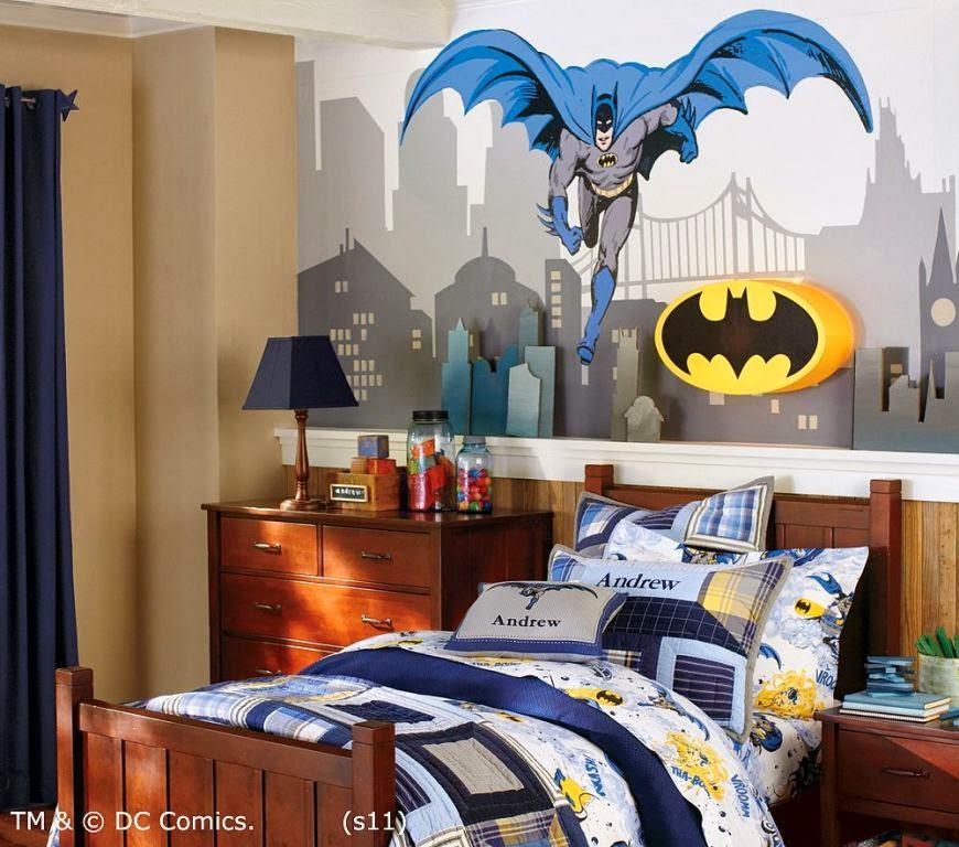 25 Best Ideas About Superhero Curtains On Pinterest: Themed Kids Bedroom Design Superhero
