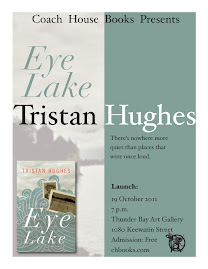 Eye Lake by Tristam Hughes