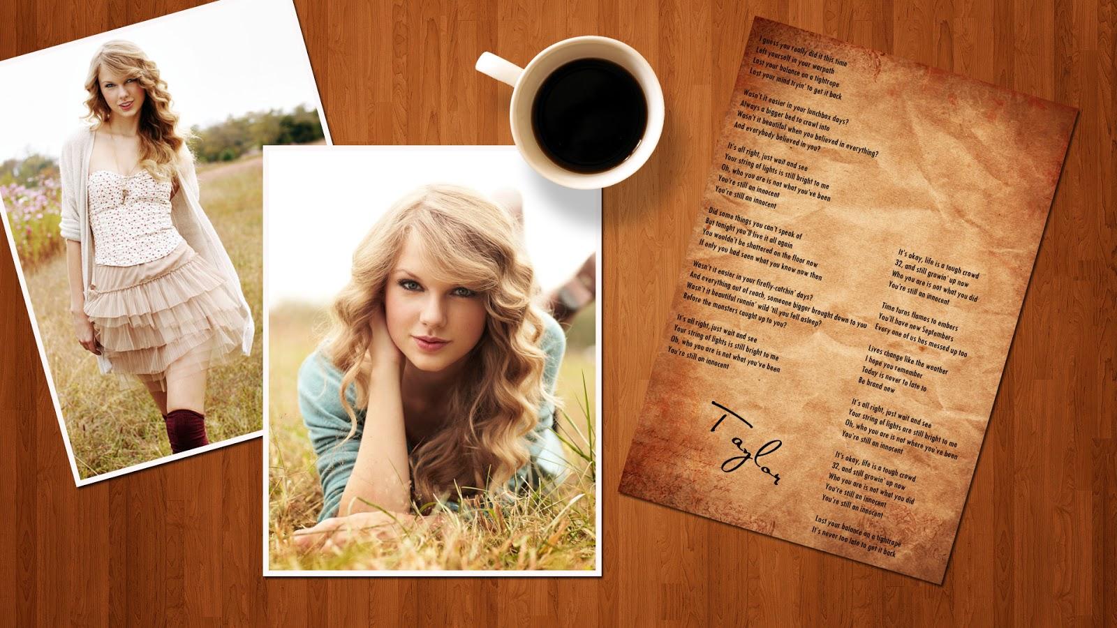 Sweet N Lovely Taylor Swift Wallpaper 1080p