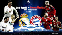 Prediksi Skor Real Madrid vs Bayern Munich 26 April 2012