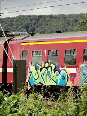 Enik graffiti