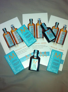 Exclusive Moroccan Oil