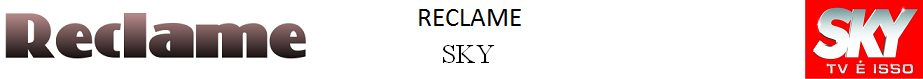 Reclame - Sky