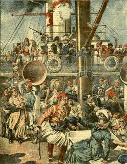 incident vaporul traian