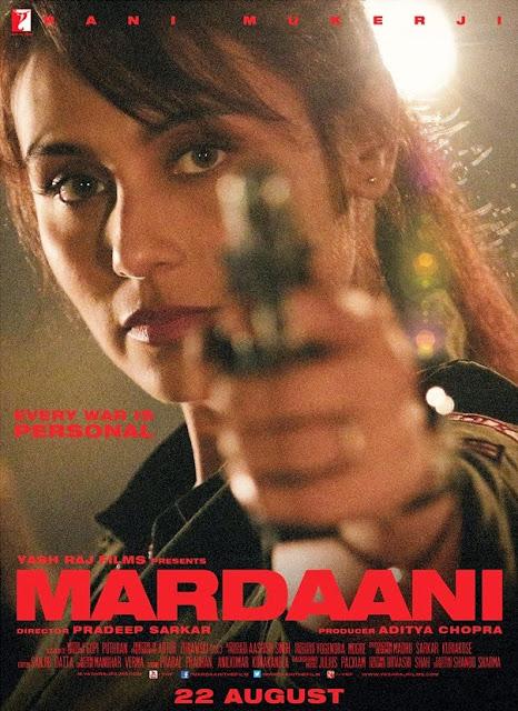 Mardaani 2014 Free Download DVDScr 350mb Full Movie In HD
