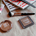 Bronzery: Smart Girls Get More 01 vs. Kobo Matt Bronzing & Contouring Powder 308 Sahara Sand