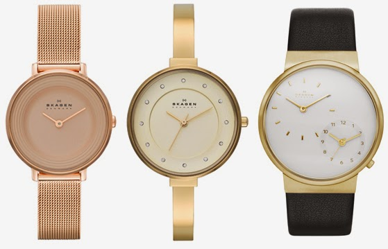 Relojes de mujer skagen