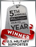 2011 Milblog Winner