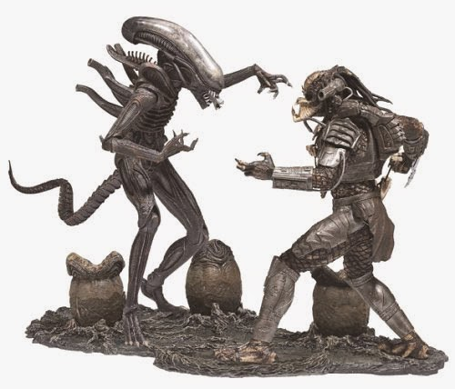 Figuras Alien vs Predator NECA