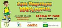 COPA HORIZONTE 100% FUTSAL