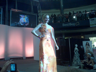 Kendra Berger, Miss Minnesota, pageants in minnesota,  Breanne Maples,  Lani Maples,  Kenn Maples,  Mall of America,  prom dresses,  promopolis