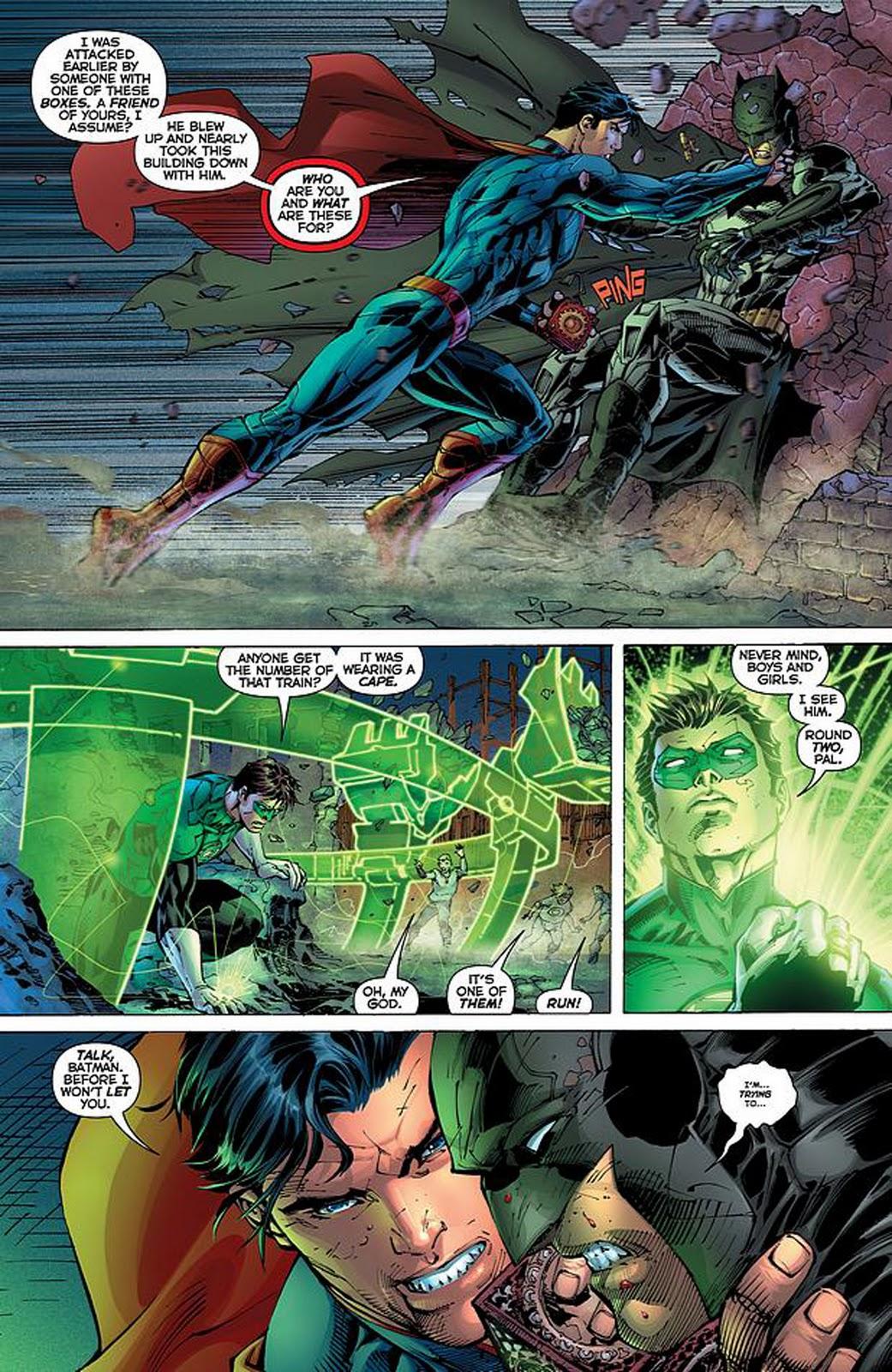 Deathstroke and Batman vs The Justice league - Battles ... | 1041 x 1600 jpeg 466kB