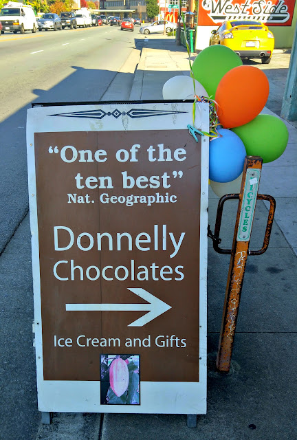 Donnelly Chocolates Santa Cruz