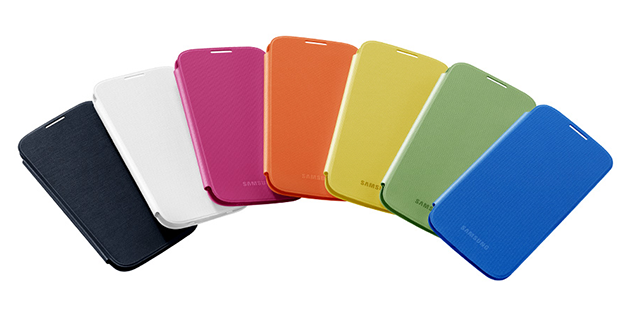 Galaxy S4 Accessories:Flip Cover